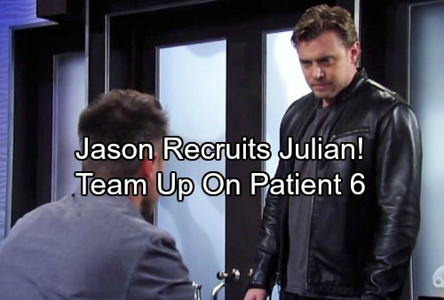 General Hospital Spoilers: Julian Back Just in Time To Help Jason as Patient 6 Twin Identity War Heats Up