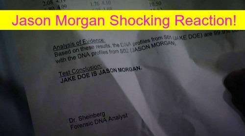 General Hospital (GH) Spoilers: Jason Morgan's Shocking Reaction Upon Jake Reveal - Seeks Violent Revenge for Stealing Life