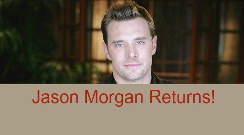 General Hospital (GH) Spoilers: Jason Morgan Returns in a Flash - Sam Triggers Jake's Memories at Noodle Buddha