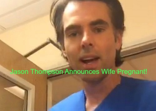 General Hospital Spoilers (GH): Jason Thompson Announces First Child Pregnancy - Wife Paloma Jonas Expecting!