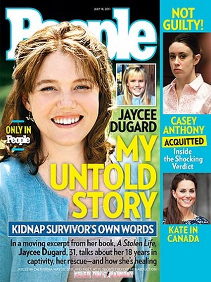 Jaycee Dugard Tells Her Untold Story Of Kidnapping & Abuse