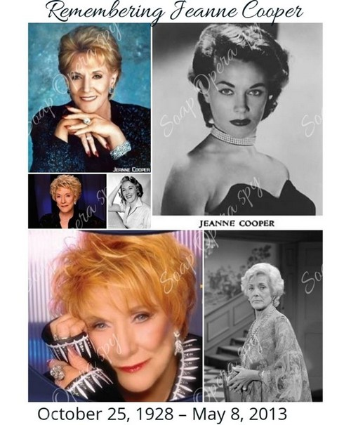 The Young and the Restless Spoilers: Tribute To Jeanne Cooper – Second Anniversary of Katherine Chancellor's Death