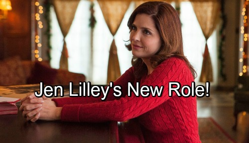 Days of Our Lives Spoilers: Jen Lilley's New Starring Role