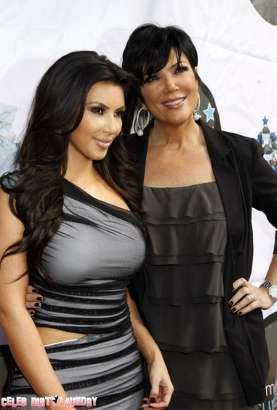 Kris Jenner Ordered Kim Kardashian Make Sex Tape, Kris Humphries Claims 0621