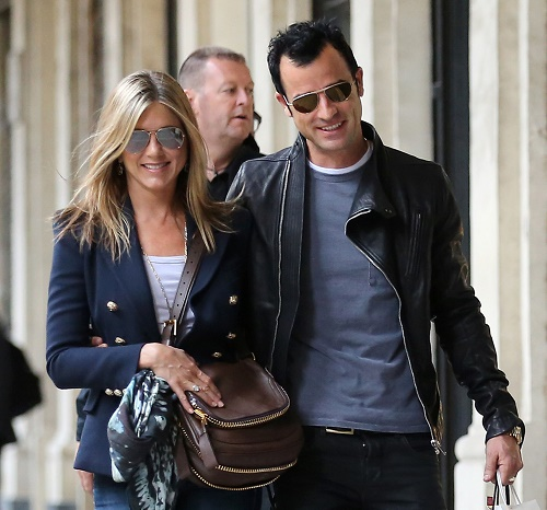 Jennifer Aniston, Justin Theroux To Pick Up Adopted 6-Month-Old Baby Girl Any Day Now - Parenting Journey Begins!