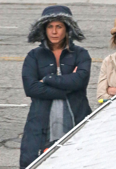 Jennifer Aniston Terrified Of Seeing Brad Pitt And Angelina Jolie At George Clooney Wedding!