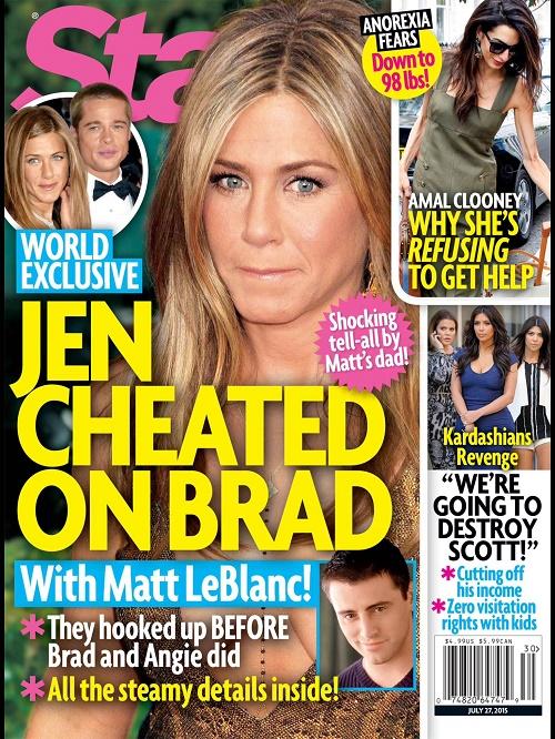Jennifer Aniston Cheated With 'Friends' Star Matt LeBlanc Before Brad Pitt Found Angelina Jolie: Jen Responsible For Split?