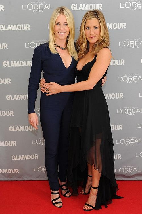 Jennifer Aniston Dumps Chelsea Handler: Hollywood Friendship Over