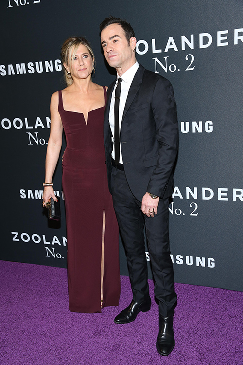 Jennifer Aniston And Justin Theroux Breakup Looms After Jen Suspects Husband Cheating With Zoolander 2 Co-Star Kristen Wiig!