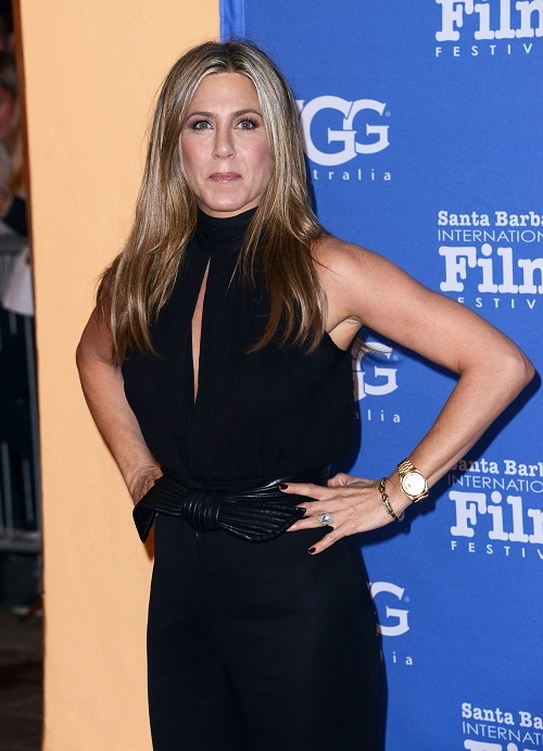 Jennifer Aniston Flirting With Eddie Redmayne: Justin Theroux Marriage Prospects Doomed - Jen Won't Stop Eyeing Other Men!