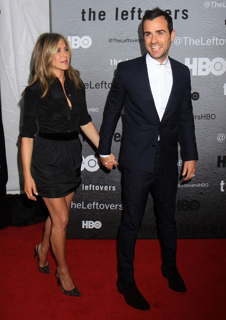 Jennifer Aniston And Justin Theroux Wedding.Jennifer Aniston And Justin Theroux Wedding Ceremony Reportedly