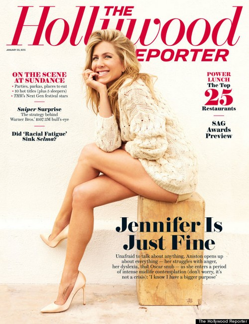 Jennifer Aniston Pregnant - Admits She's Trying For A Baby With Justin Theroux