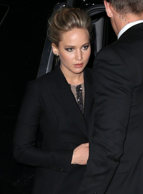Gwyneth Paltrow Set Up Chris Martin and Kate Hudson To Spite Jennifer Lawrence?