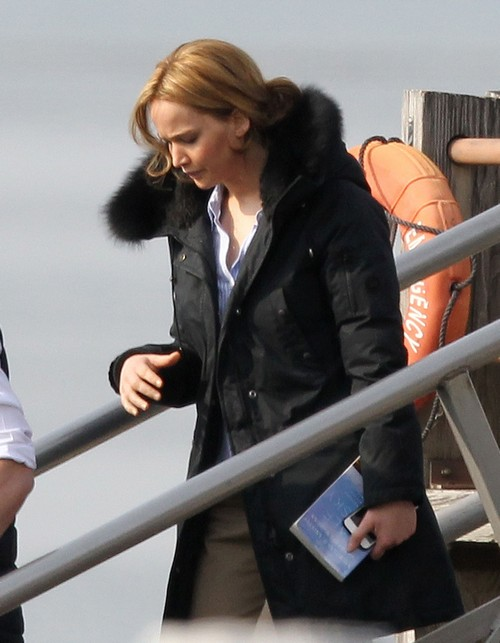 Jennifer Lawrence and Chris Martin Still Dating - Spotted Together Over Easter (PHOTOS)