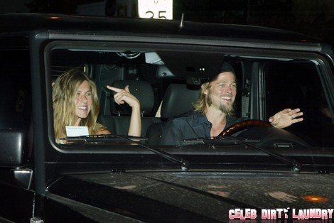 Jennifer Aniston Haunts Angelina Jolie And Brad Pitt Through Maddox Jolie-Pitt!