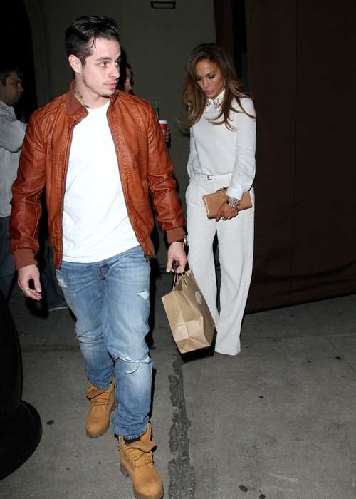 Jennifer Lopez and Casper Smart Fight Over Ryan Guzman - New Toy Boy? (PHOTOS)