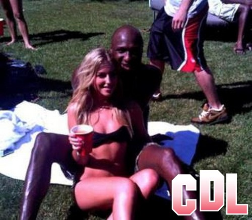 Khloe Kardashian Crisis Meeting Over Lamar Odom & Jennifer Richardson Cheating Scandal - Family Gather at Bruce Jenner's House but LAMAR EXCLUDED!