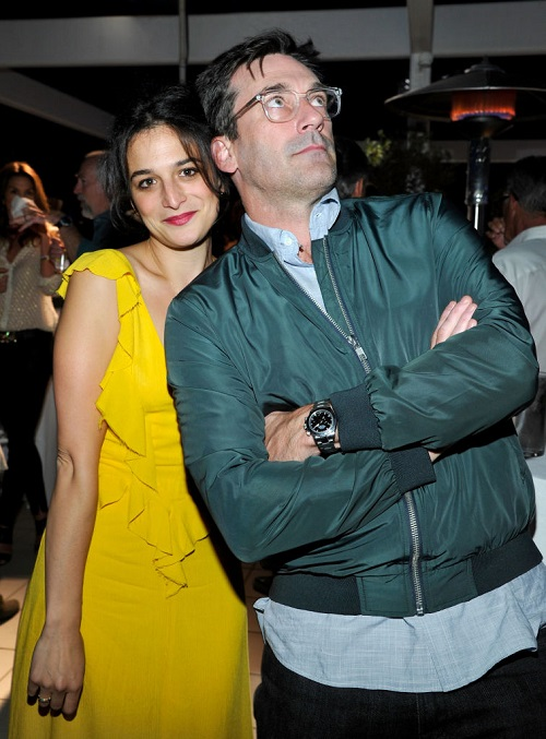 Jon Hamm And Jenny Slate Dating On The Down Low For Months