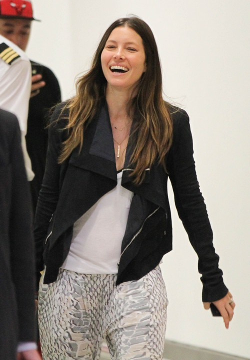 Jessica Biel Pregnant With Justin Timberlake's Child: Due Date In April 2015 - Rumors