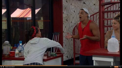 Big Brother 19 Spoilers: Josh Martinez Bullied By Jessica Graf Attack, Threatened By Cody Nickson - Josh Cries Sadly