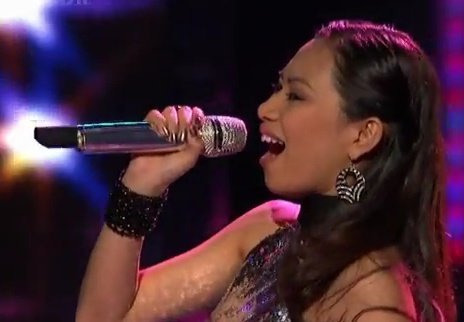 Jessica Sanchez American Idol 2012 'How Will I Know' Video 4/4/12