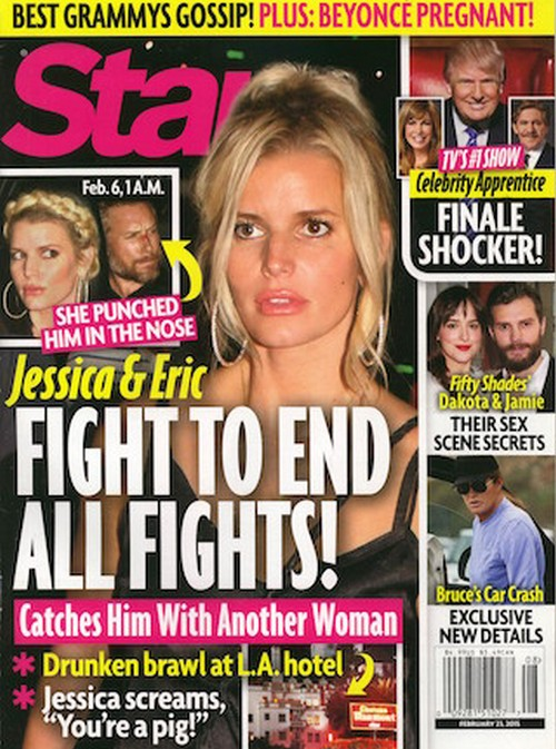 Jessica Simpson and Eric Johnson Massive Bloody Fight At Hotel - Eric Cheating On Jessica?
