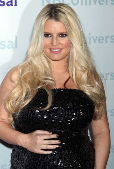 Jessica Simpson Tweets First Pic Of Baby Maxwell (Photo) 0626