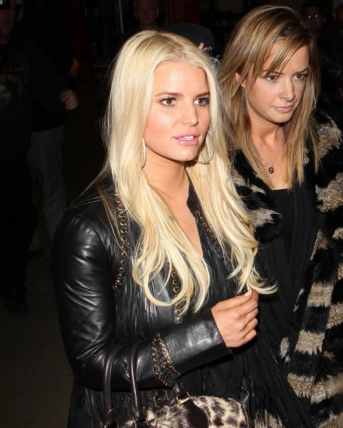 Jessica Simpson Gets A Boob Job In Time For Wedding (PHOTOS)