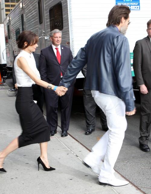 Jim Carrey Girlfriend Cathriona White Dead: Confirmed Suicide Drug Overdose Days After Break-Up - Suicide Note Details
