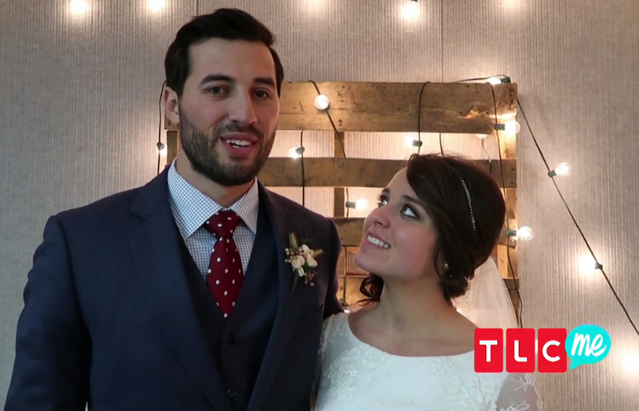 Jinger Duggar Marries Jeremy Vuolo: See Private Wedding Video