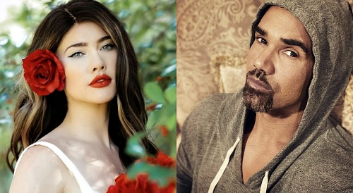 The Bold and the Beautiful Spoilers: Shemar Moore As Steffy's New Man - Could Y&R Fan Favorite Return To Daytime?