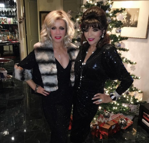 'Dynasty' Reboot Spoilers: Will Joan Collins Guest Star On The CW Show?