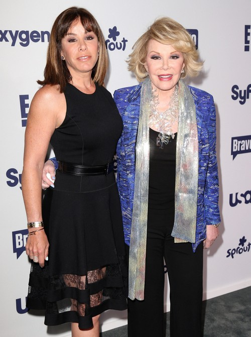 Will Melissa Rivers Take Mother, Joan Rivers, Off of Life Support - Daughter's Terrifying Decision