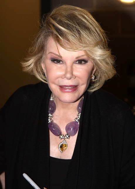 Joan Rivers Medical Scare Continues: Reports Suggest Comedienne Being Pulled Out Of Coma