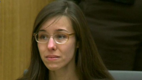 Jodi Arias Shows No Remorse After Being Found Guilty Of The First Degree Murder Of Travis Alexander (VIDEO)