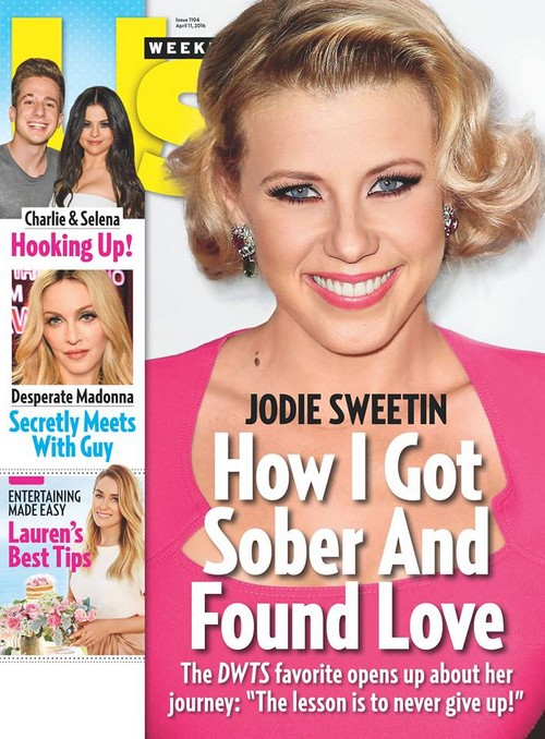 Jodie Sweetin Dancing With The Stars 2016 Opens Up About Sobriety, Fiance Justin Kodak, Plus 'Full House' Comeback
