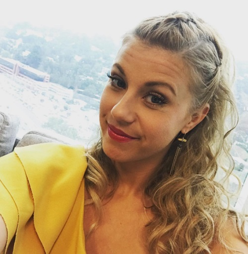 Fuller House's Jodie Sweetin Boosts Security After Volatile Ex Justin Hodak Is Released From Jail
