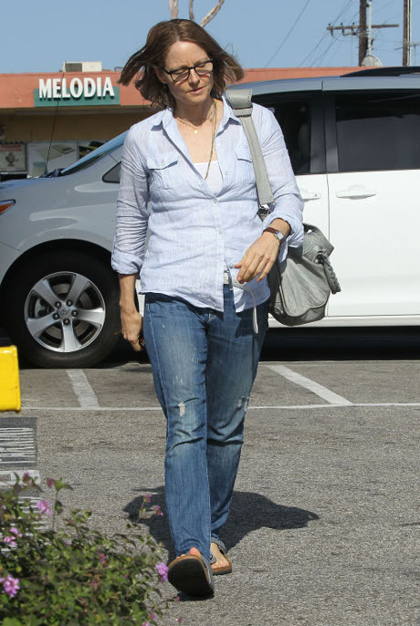 Jodie Foster's Baby Daddy 'Contact' Co-Star James Woods?