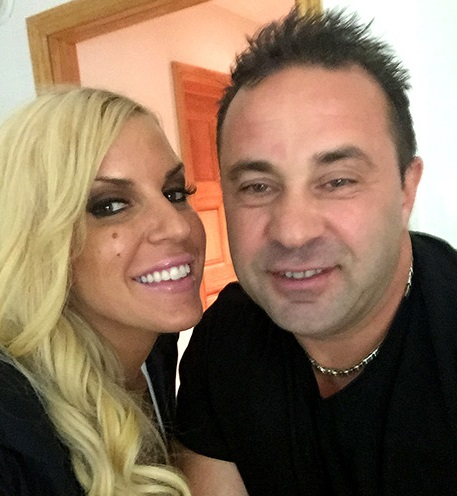 Joe Giudice Cheating With Hot Blonde Model Jamie Jackson While Teresa Giudice Plans Divorce From Prison