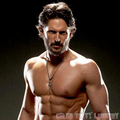 True Blood's Joe Manganiello: Hot & Naked!