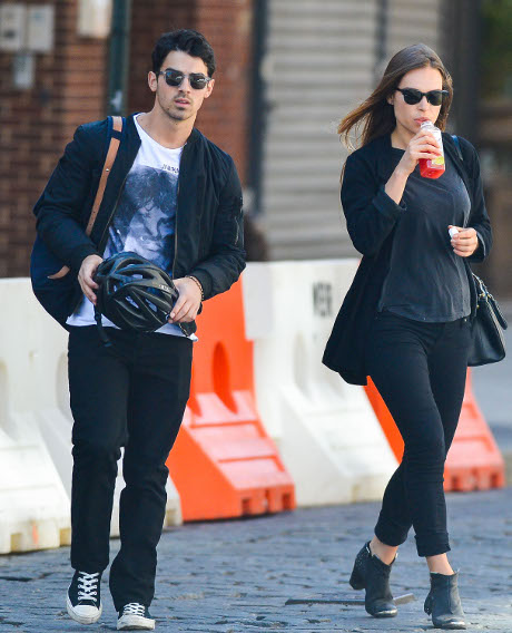 Joe Jonas Set to Propose to Girlfriend Blanda Eggenschwiler: She in it For Love or Fame?