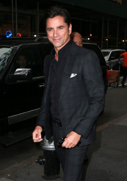 John Stamos DUI with GHB: Doesn't Have A Drug Problem - Actor Was Just Taking Date Rape Drug As Part Of Fitness Regimen