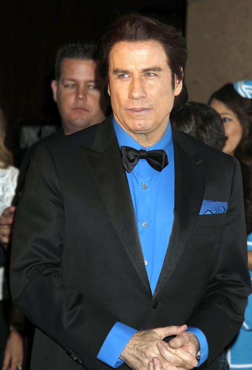 John Travolta Praises Scientology on Good Morning America: Recruits During Interview