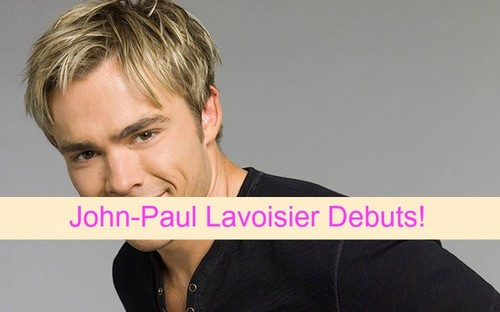 Days of Our Lives Spoilers: John-Paul Lavoisier New Philip Kiriakis - Screen Test With Jen Lilley Reveals Theresa Romance?