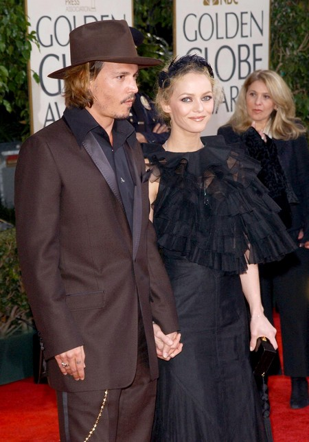 Johnny Depp and Vanessa Paradis Romantic Date: Amber Heard Breakup or Cheating - Report