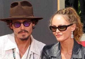 Johnny Depp cheating on Vanessa Paradis?