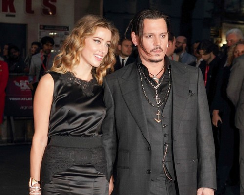 Johnny Depp Divorce: Amber Heard Files Days After Husband's Mother Dies