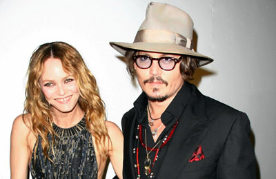 Another Hollywood Breakup? Johnny Depp And Vanessa Paradis Are Falling Apart