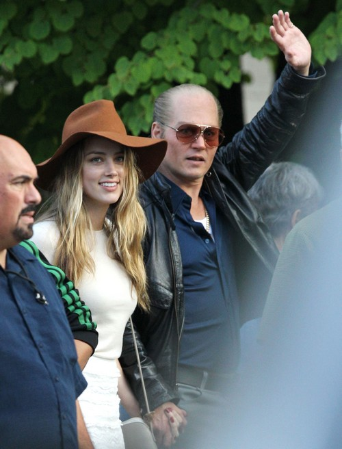 Johnny Depp Desperate to Keep Amber Heard: Starting Rock Band - Going On Tour To Appear Young and Virile?