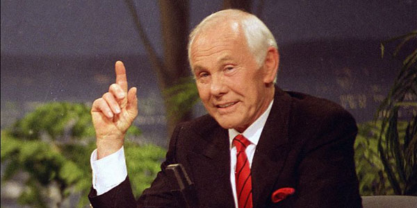 Johnny Carson Sex Tape Being Shopped By Private Owner: Johnny's Allegedly HUGE Johnson